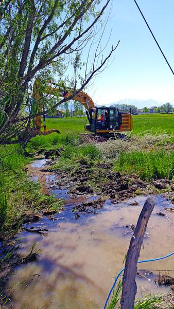 Westfield Construction Begins