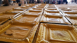 Tabernacle Gold Panels