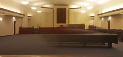 Canyon Ridge Chapel Blend