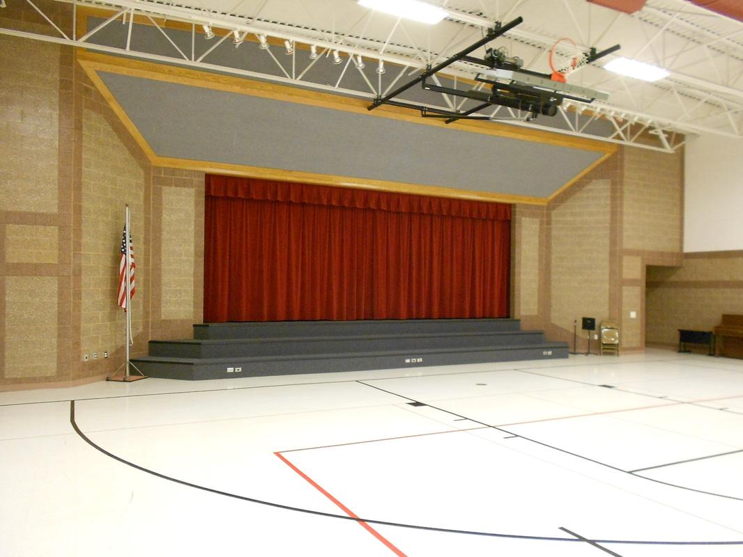 Ashman Elementary Inside