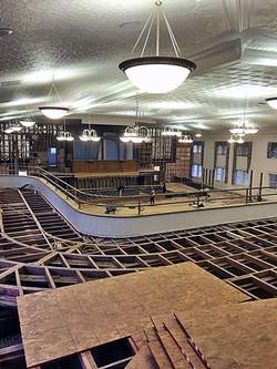 Alpine Tabernacle Balcony Rebuild