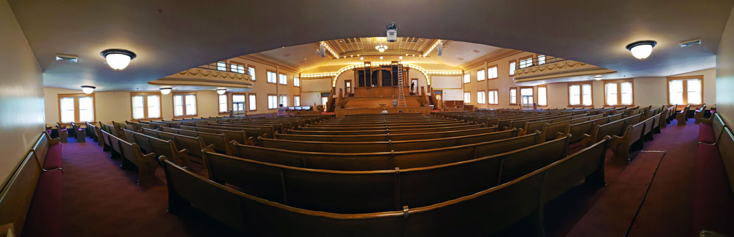 Alpine Tabernacle Panorama