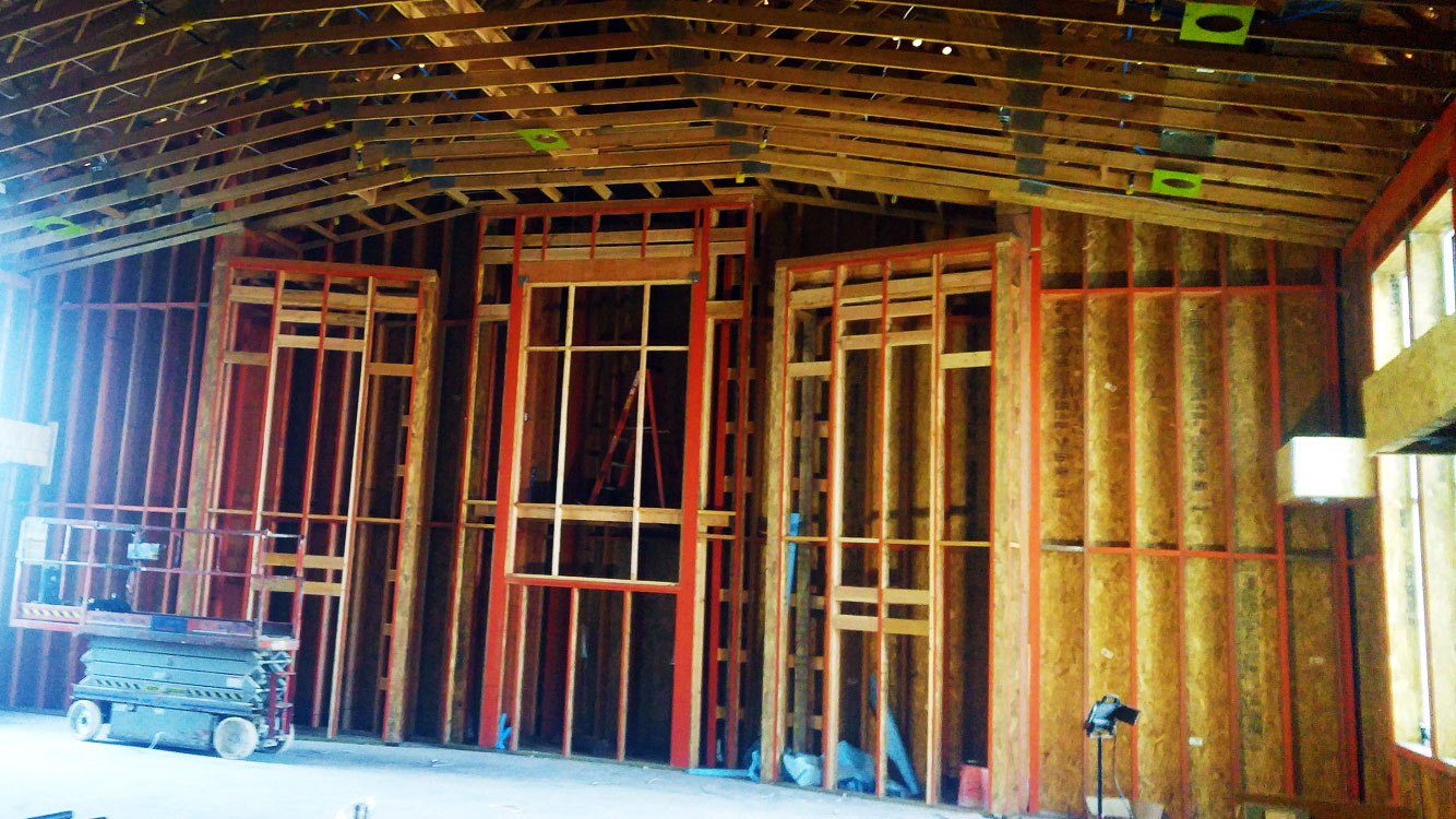 Canyon Ridge Insulation Ready