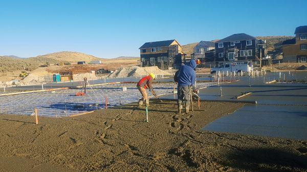 Oquirrh Mtn Concrete