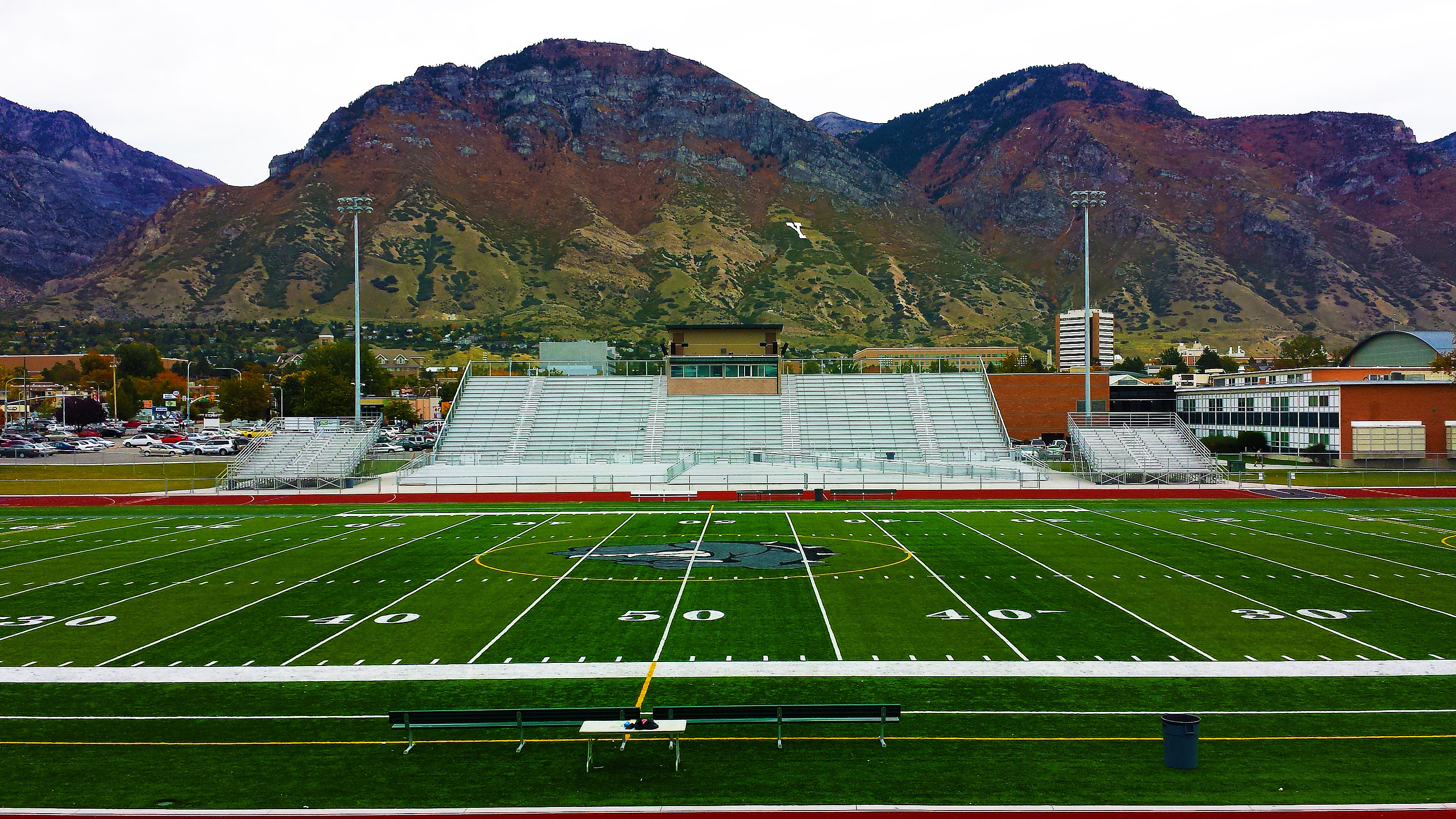 Provo High School Stadium