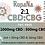 Thumbnail: 2:1 CBD:CBG (1000mg:500mg) THC-Free Tincture