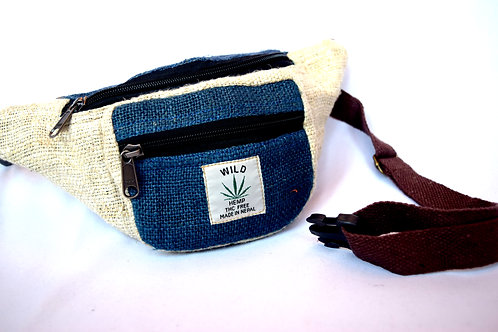Pure Hemp Hip Bag