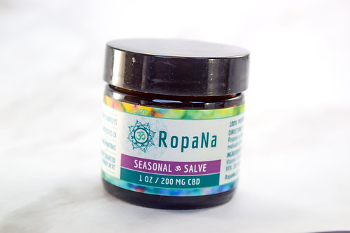 RopaNa 200mg CBD Salve