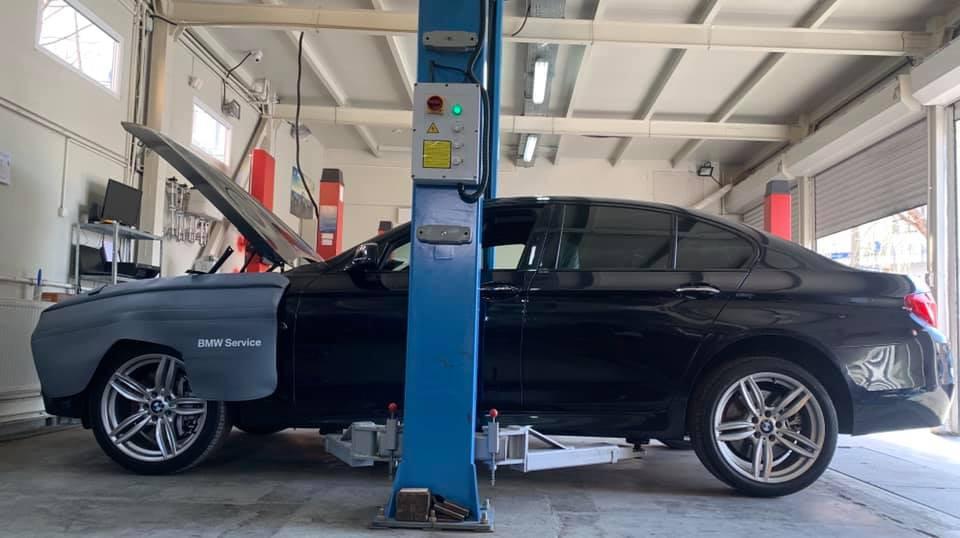 BMW F10 535D