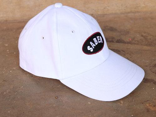 HG001. Retro Baseball Cap (Black/Cherry Red)