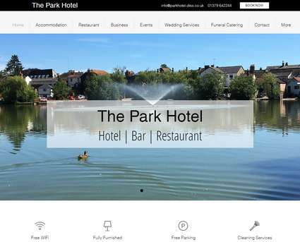 The Park Hotel - Diss