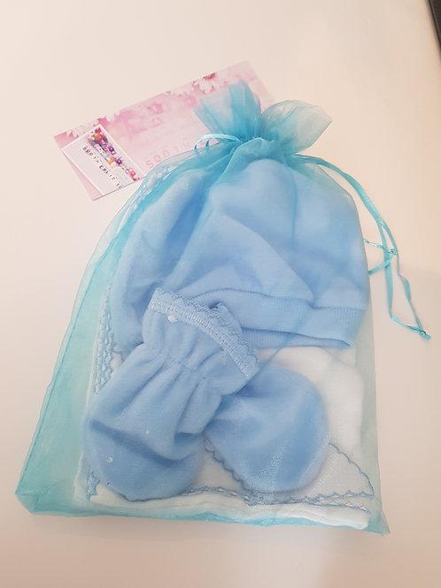 Boy gift bag newborn