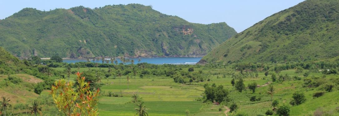 Mawun Raya - View Mawun beach-3