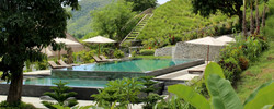 Mawun Raya Boutique Hotel - Swimming Pool