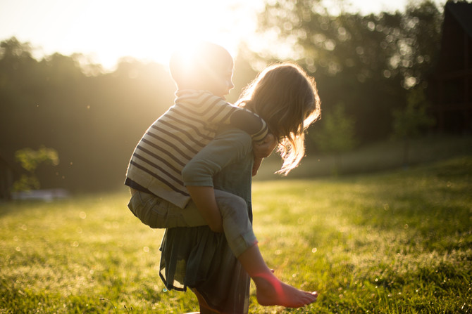 Quick Tips #8: Fostering connection with the Inner Child
