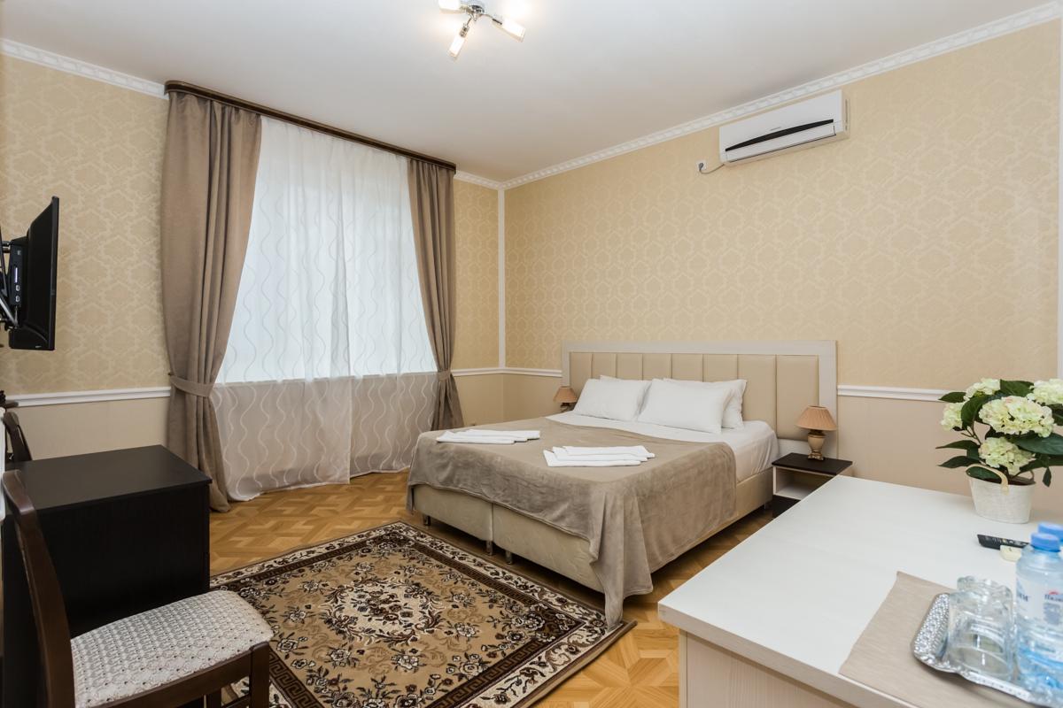 Забронировать отель в Краснодаре