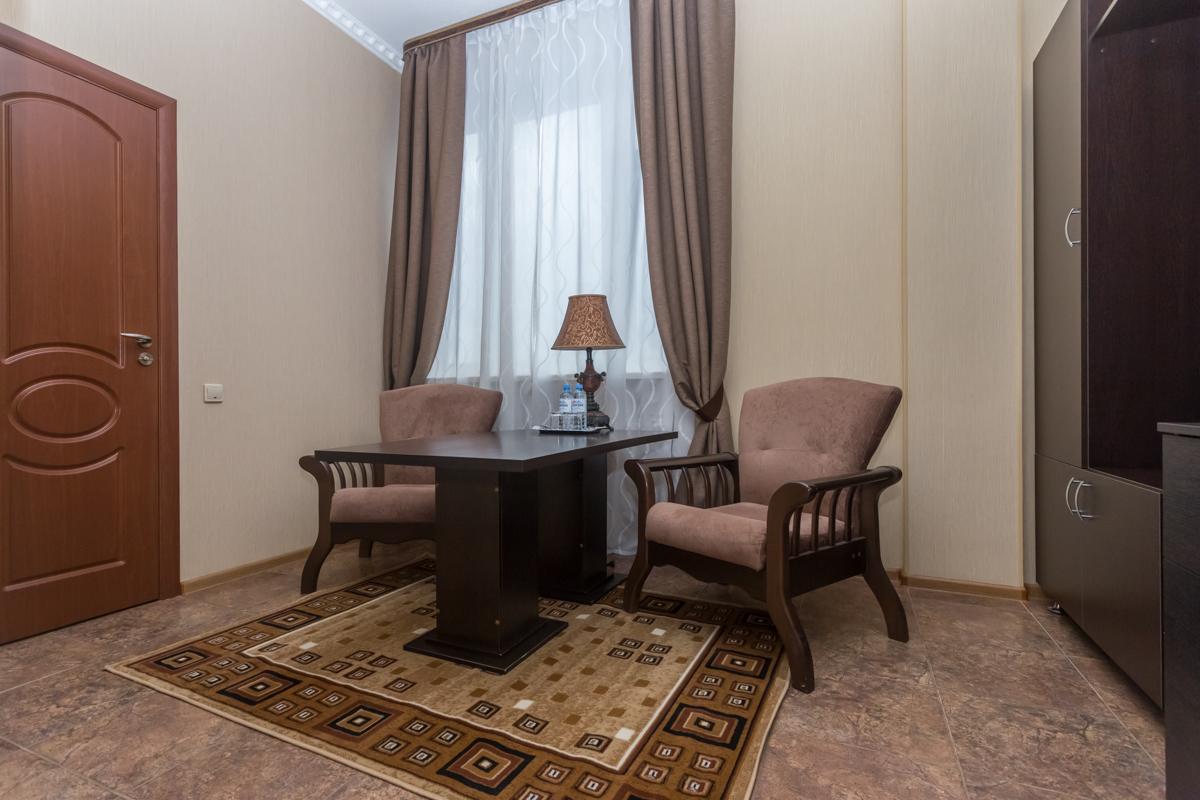 Недорогой отель в Краснодаре