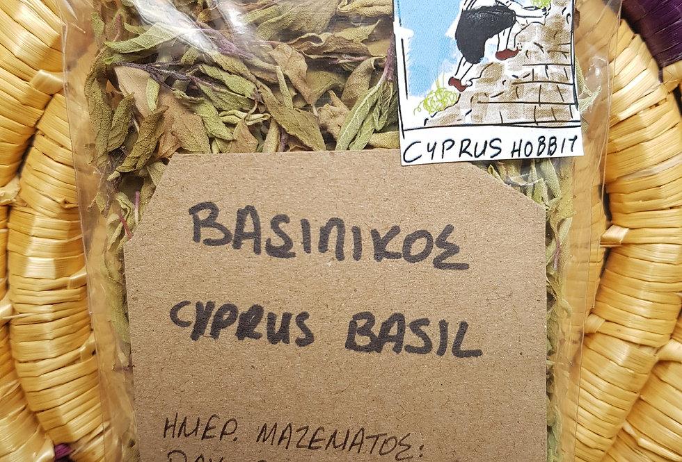 Cyprus Lemon Basil 10gr. (Ocimum africanum)
