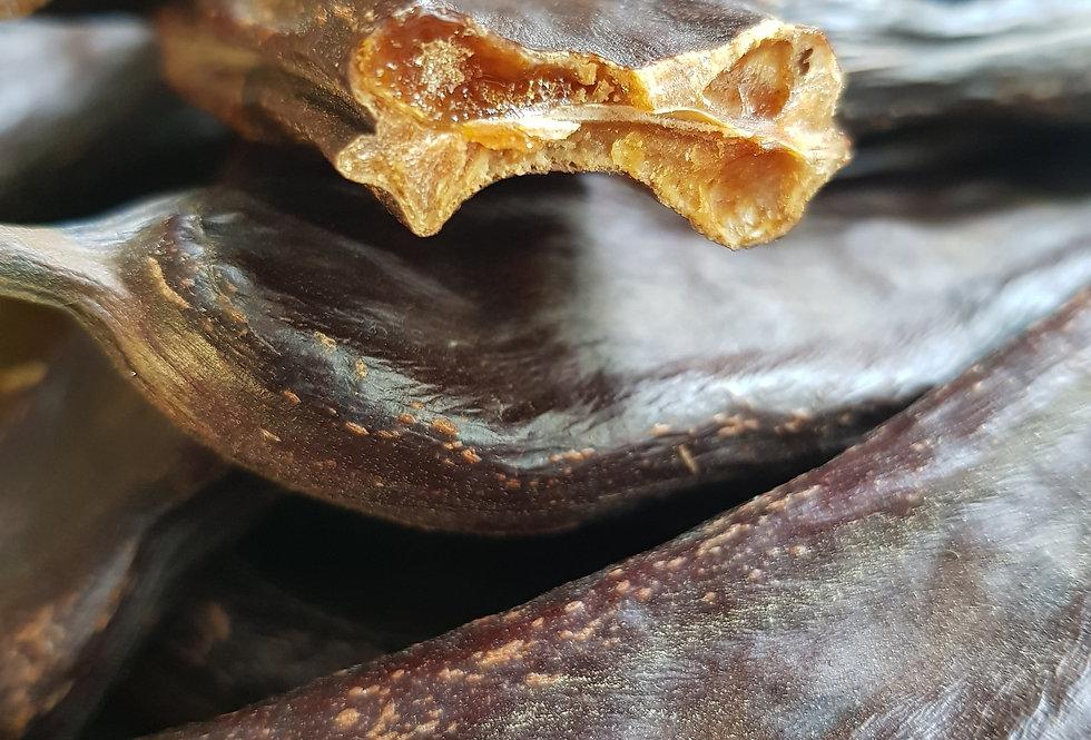 Raw Wild Carob / St John's-bread fruit pods(Ceratonia siliqua)