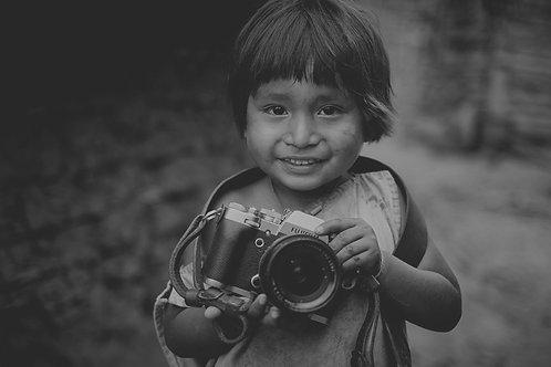 Workshop Fotografia Kids-Presencial