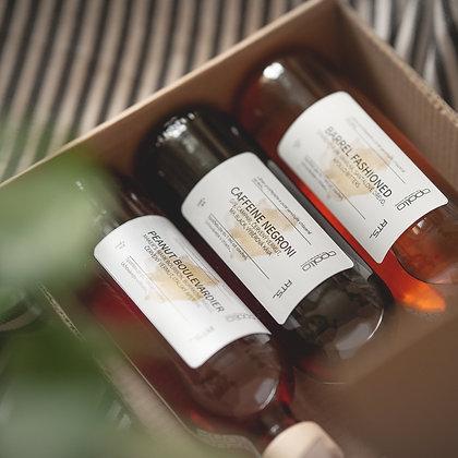 RTS BOX - 3 láhve