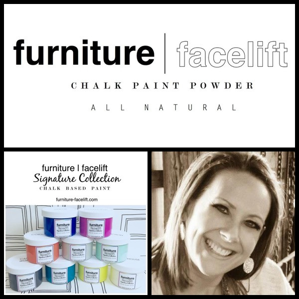 Melissa Biles, Owner and Creator of Furniture Facelift