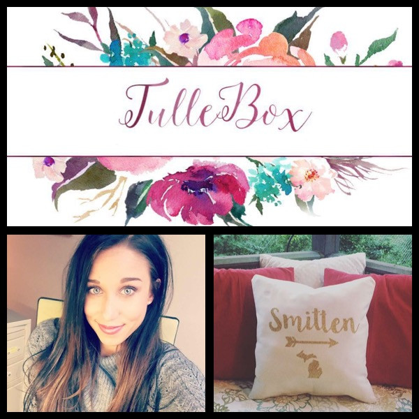 Jenny Palmer, Owner and Creator of TulleBox Shop