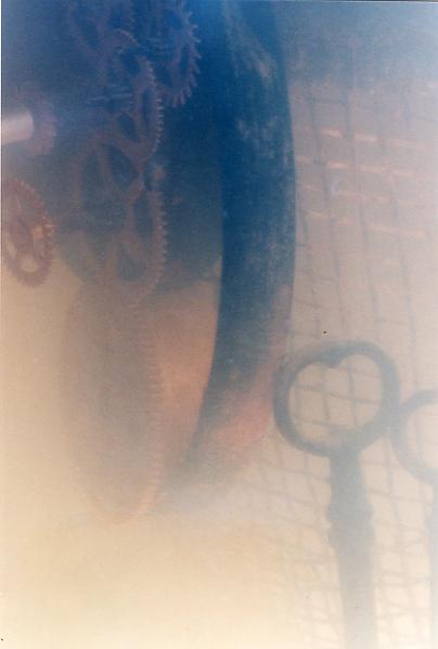 Sculpture aquarium