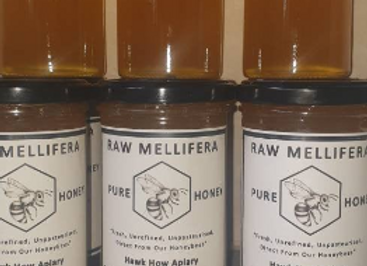 Summer Honey - Hawk How - West Harptree - 340gr