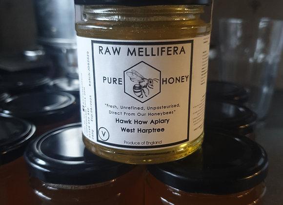 Pure Summer honey - Hawk How apiary - West Harptree - 240 gr