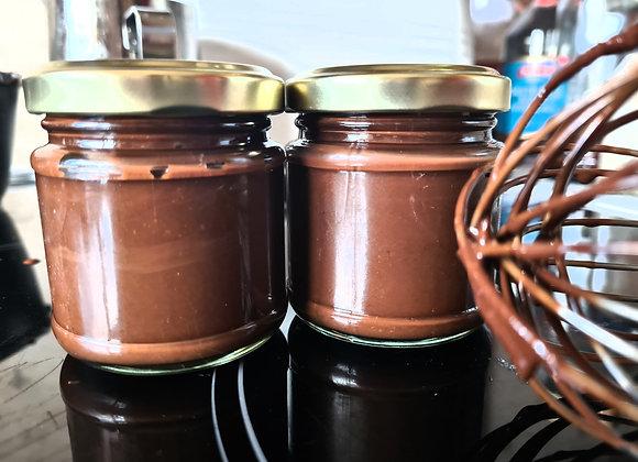 NuttyBee -  Honey,Hazelnut & Chocolate spread- 110ml