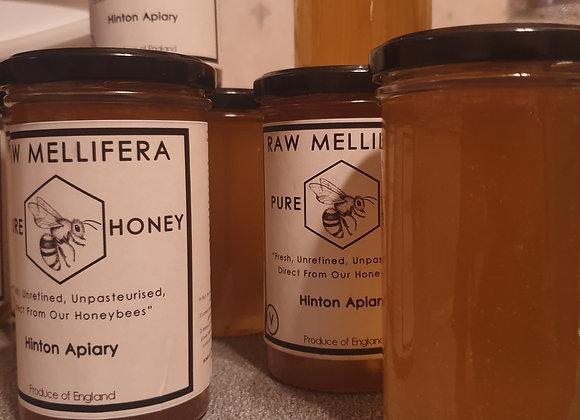 Summer Honey - Hinton Apiary - Hinton - 340gr