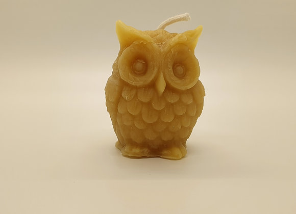 Owl-y bee Candle
