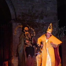 Roberto Rebaudengo 3 costumi per templar
