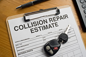 collision repair oakland dent removal scratch removal