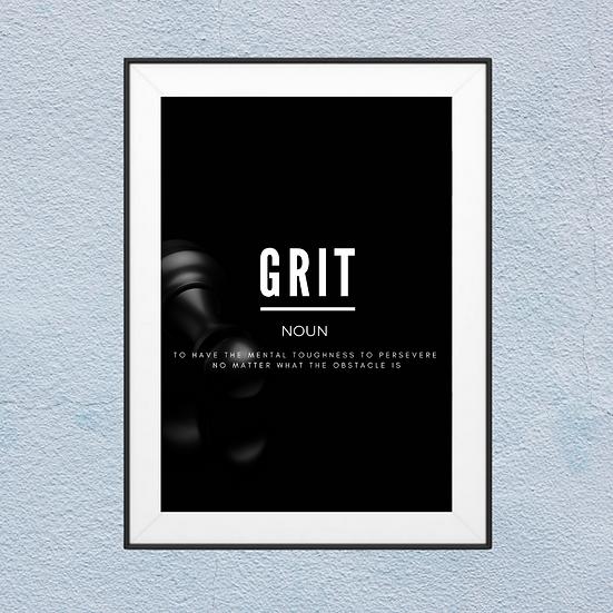 GRIT Definition