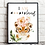 Thumbnail: You Are Deeply Love   Framed Wall Print