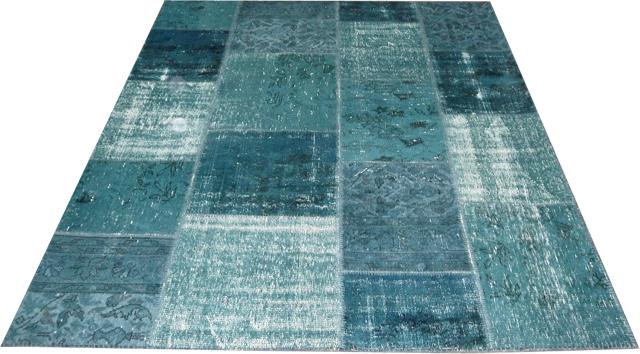 KILIM vintage patchwork #3