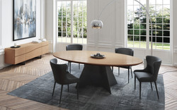 TABLE VINCENT + CHAISE SABRINA