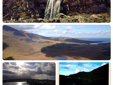 Irland - Wunderschöne Natur