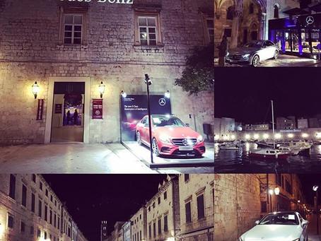 Dubrovnik im Mercedes-Look
