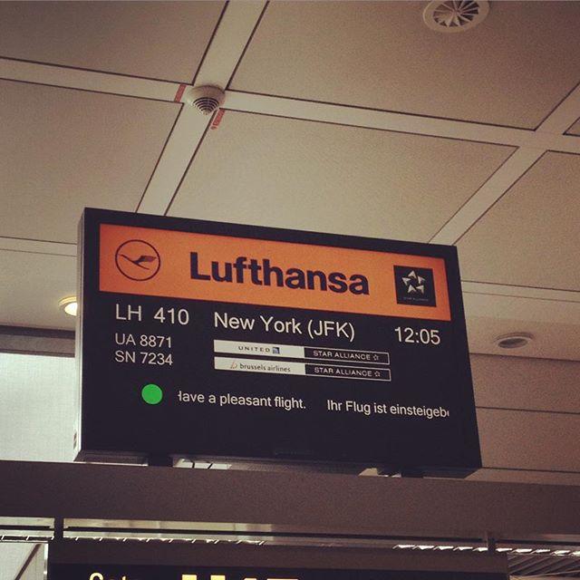 Now that it's raining in Munich..