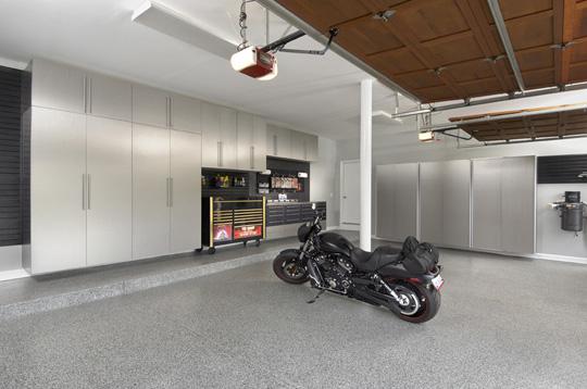 Strongsville, OH - Garage Makeover