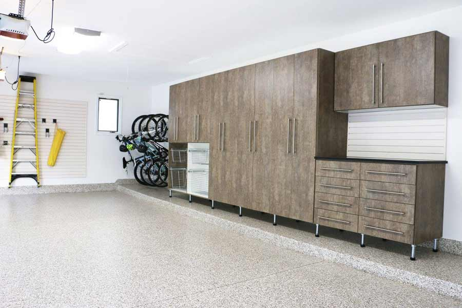 ranch gate garage cabinets 4