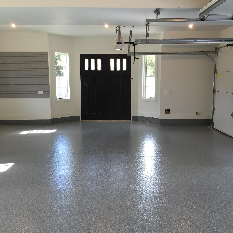 Industrial Strength Garage Flooring