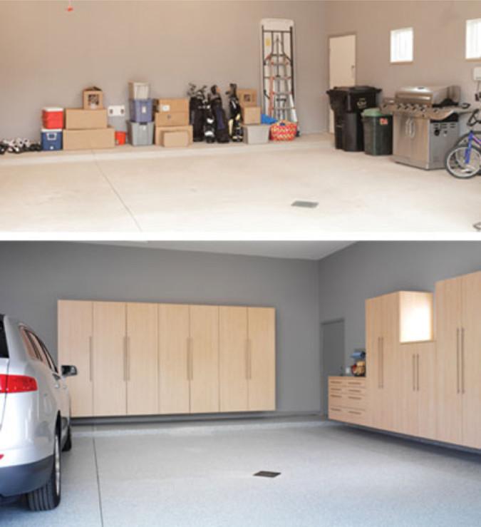 Garage Makeover Tips