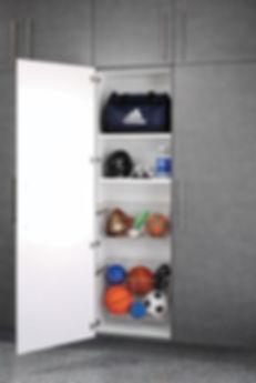 Medina Garage Cabinets
