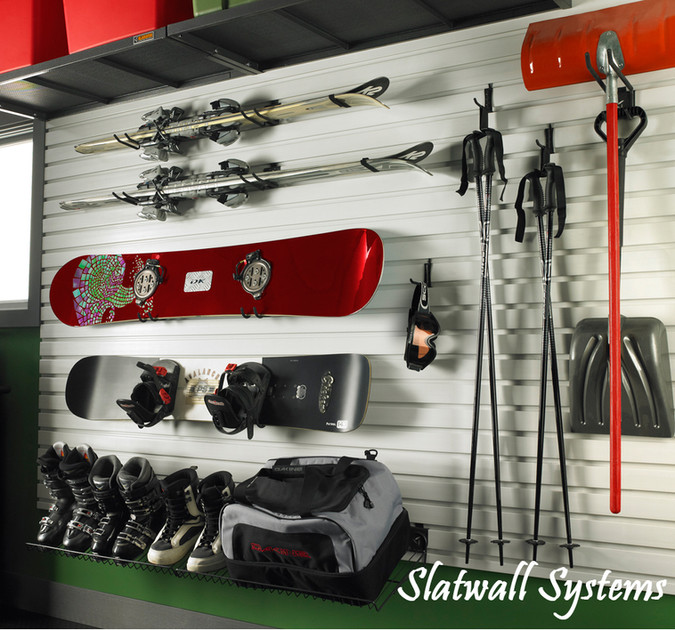 Garage Organization Ideas for the Winter Season