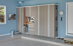 Driftwood Garage Cabinets 8
