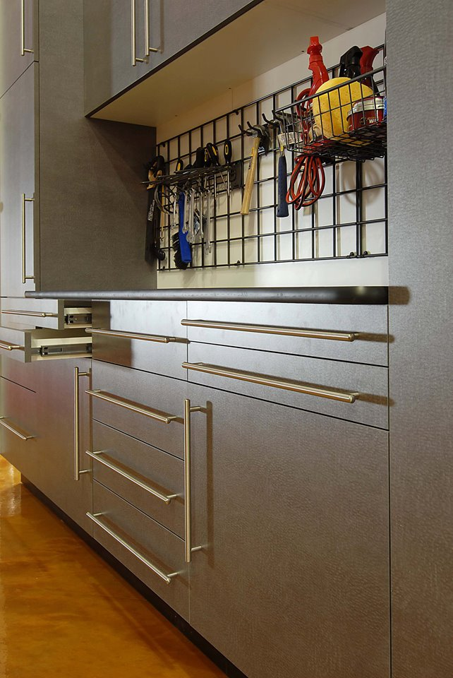 Superior By Design, Garage Cabinetry